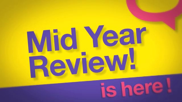 how to write a good mid year performance review