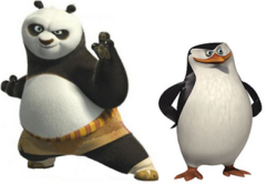 Google Panda and Penguin are web scanning algorithms searching for genuine sites