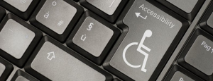 Steps for making websites more accessible to people with disabilities.