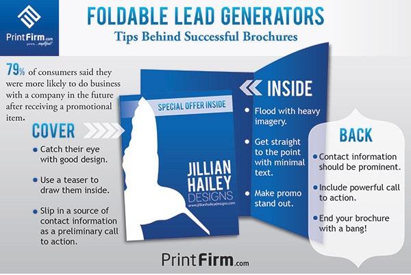 Infographic - Brochure design